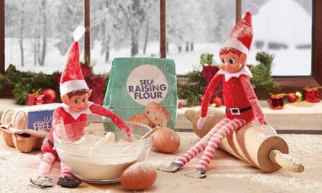 Rampenissen - Elf on the shelf - Naughty Elf